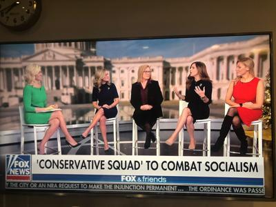Mace Fox & Friends Conservative Squad