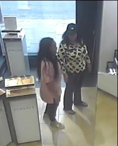 Charleston police searching for women accused of stealing Versace sunglasses
