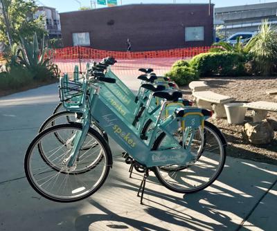 City bike share program launches May 30