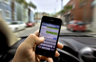 Texting While Driving >> Many Police In South Carolina Not Enforcing Texting While Driving