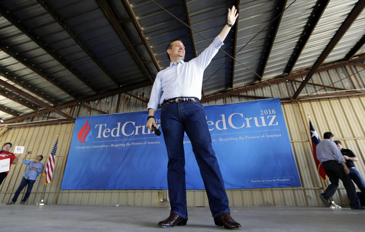 GOP presidential hopeful Cruz to visit jailed Kentucky clerk