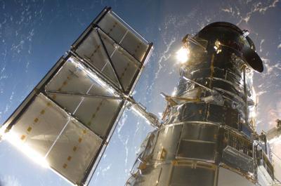 Space Hubble Trouble