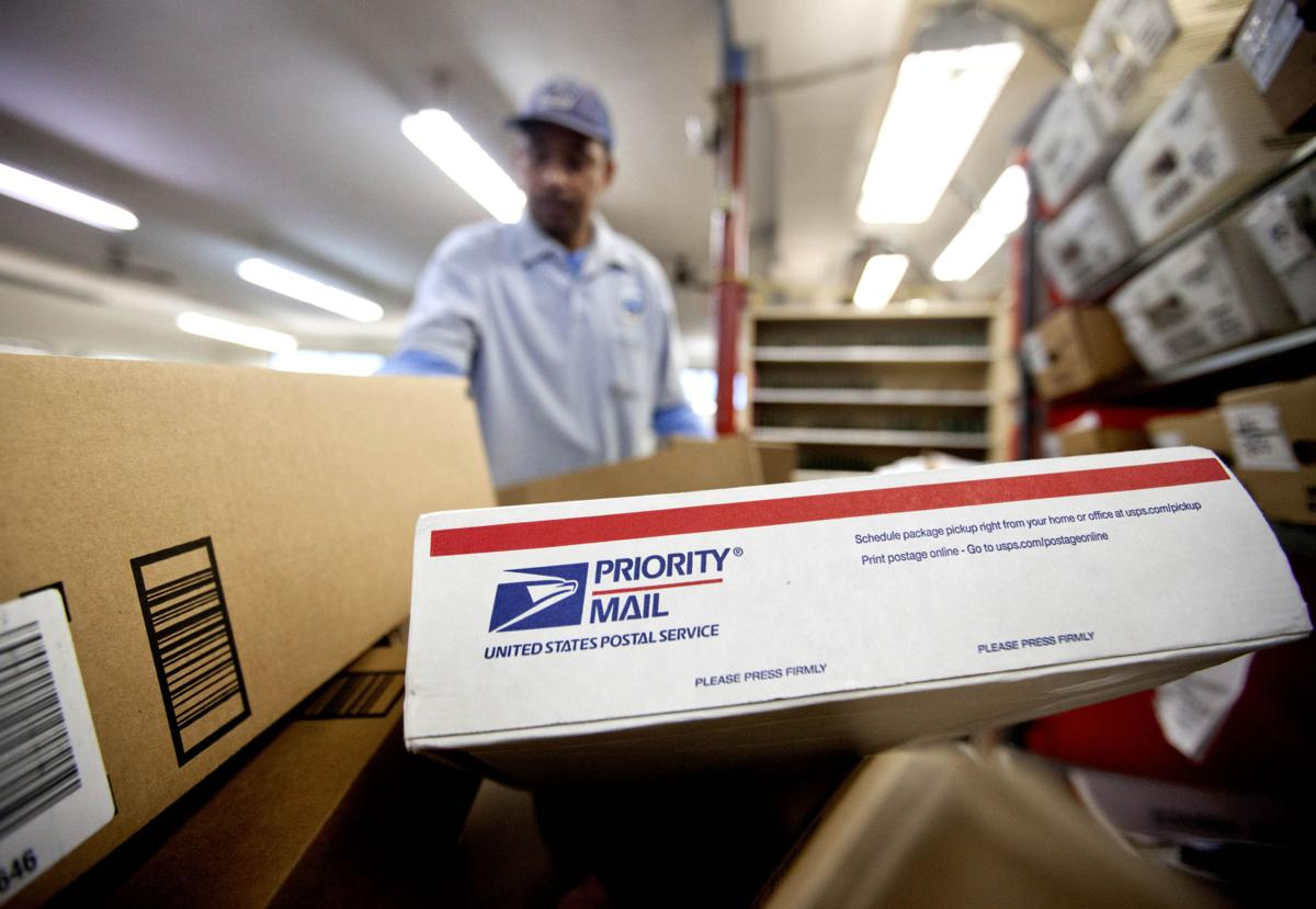 Postal Service shows profit during year-end holiday season
