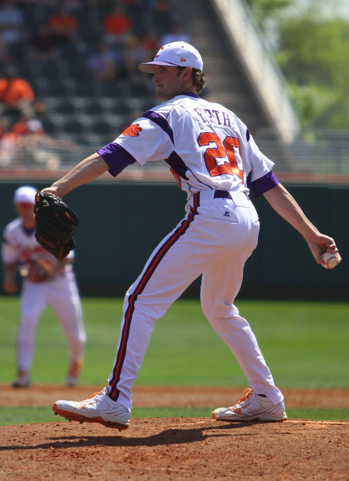 In an era of specialized bullpens, Clemson's Firth carves out an unusual role