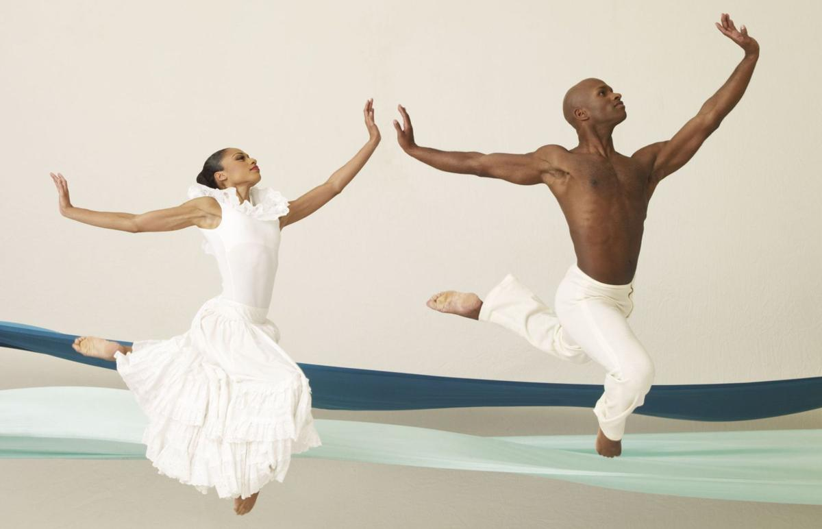 Alvin Ailey performances vibrant as ever