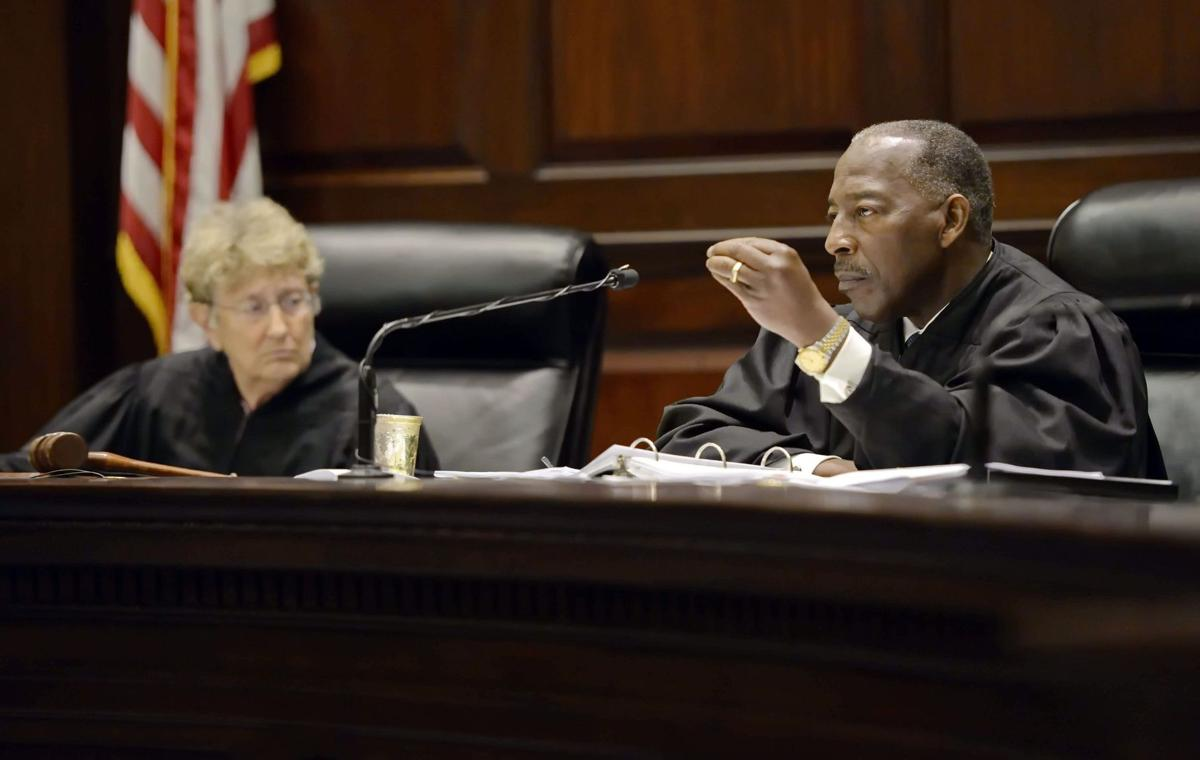 Questioning gets heated during hearing for next S.C. Supreme Court chief justice