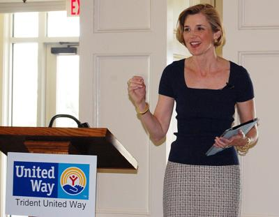 Sallie Krawcheck discusses struggles on Wall Street, announces local chapter of women's network