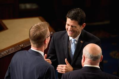 House GOP, eager to mend wounds, votes to make Ryan speaker