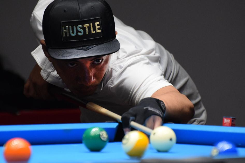 World-class pool gamers compete at native venue