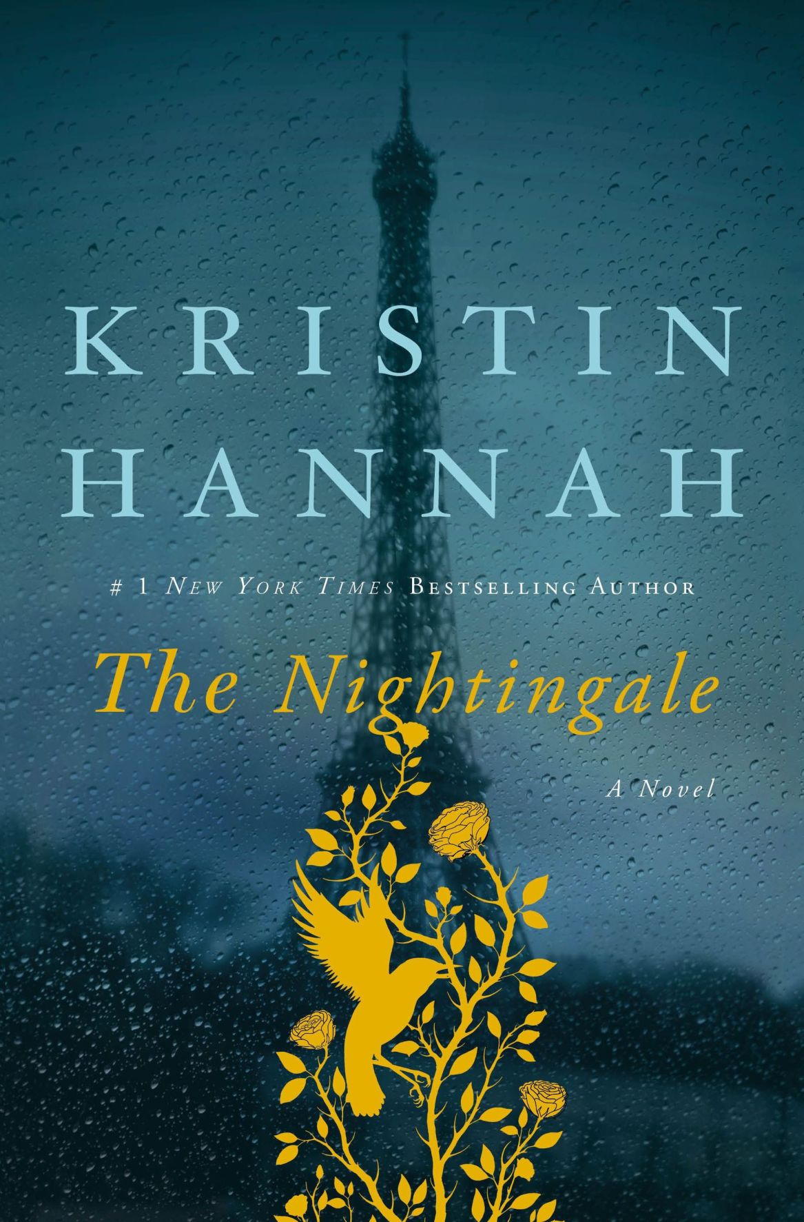 Kristin Hannah says new novel 'The Nightingale' is her favorite