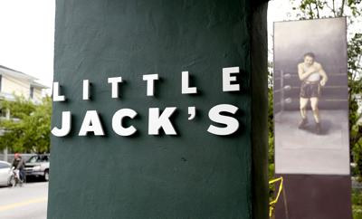 The Winnow: Brooks Reitz Little Jack's Tavern