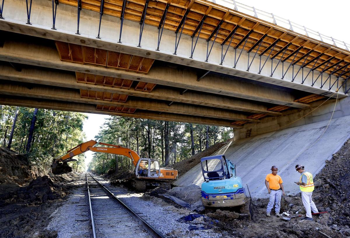 Train-damaged bridge could reopen ahead of schedule