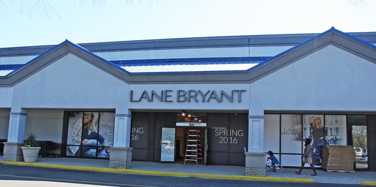 Mt Pleasant Adding To Its Fashion Portfolio Lane Bryant At Wando