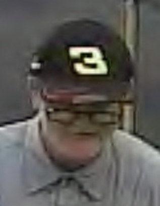Police seek suspect in Charleston bank heist