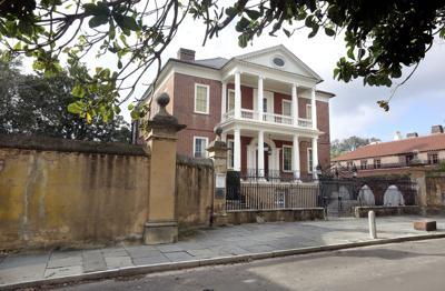 Miles Brewton House