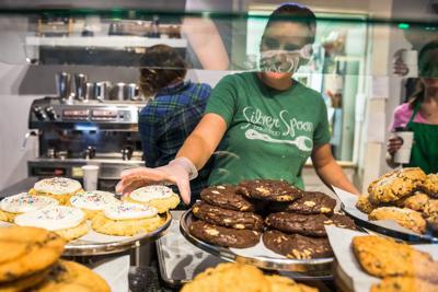 Silver Spoon Bakeshop cookies