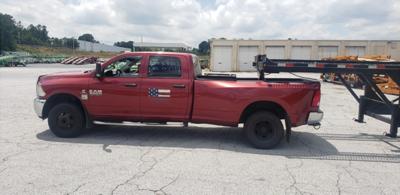 Patriot truck stolen