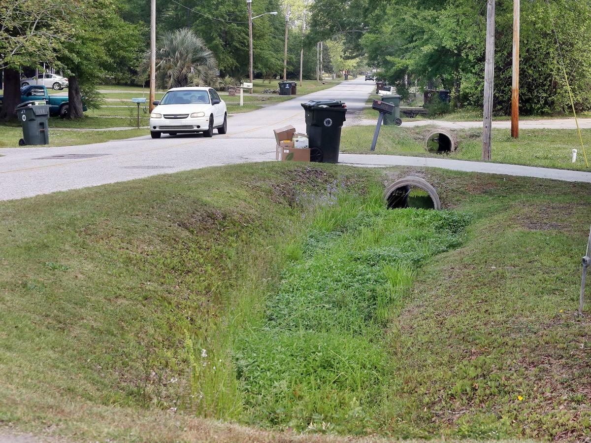Moncks Corner ditch could get $320K in improvements