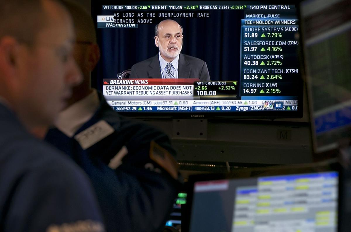 Surprise from Fed: No pullback in bond purchases
