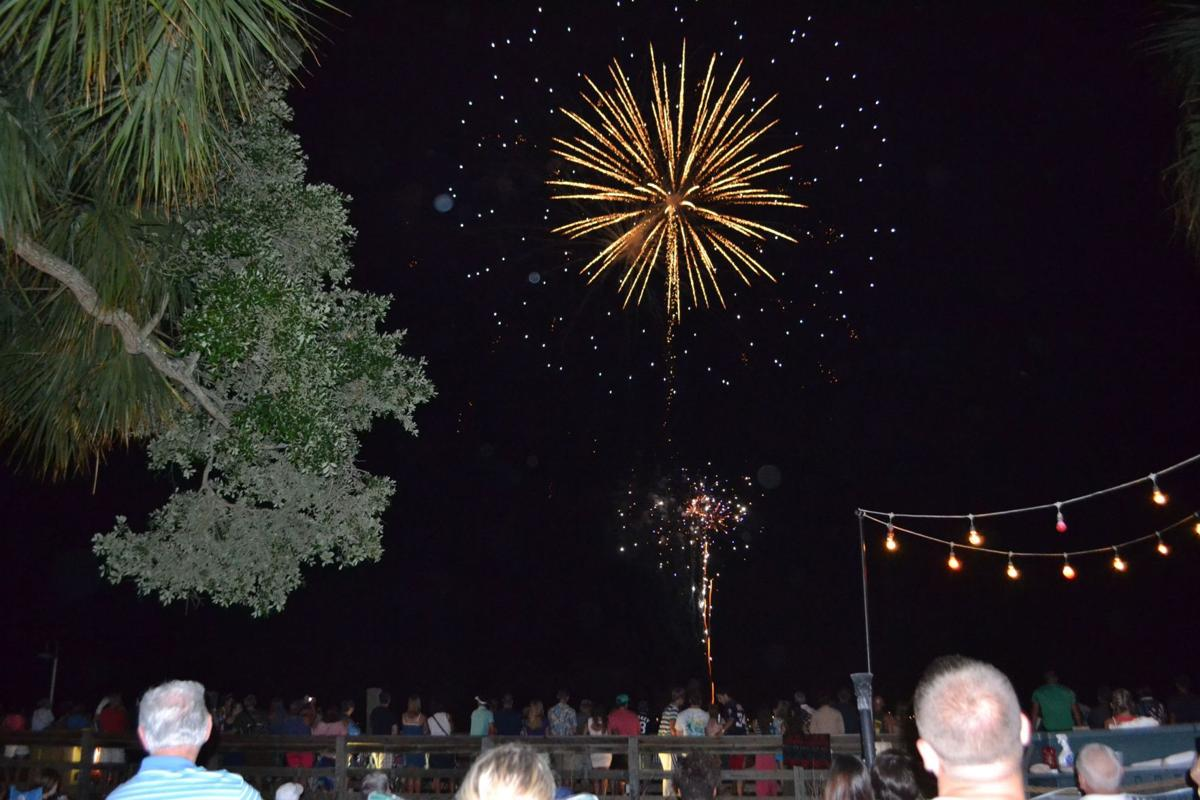 Weekly fireworks over Inlet discontinued