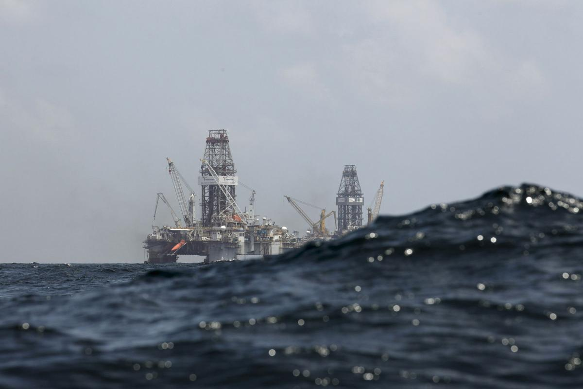 Decision nears on oil and natural gas drilling offshore