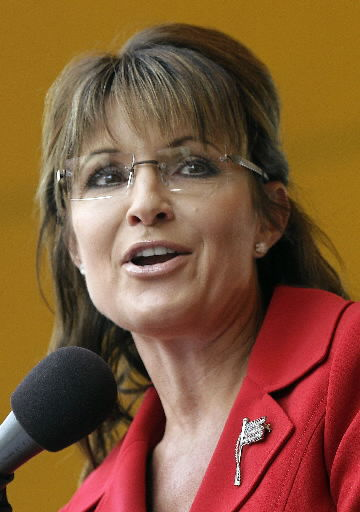 Palin supports Gingrich