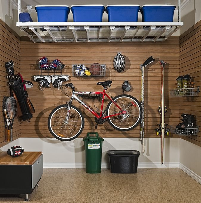 Is it time for garage makeover?