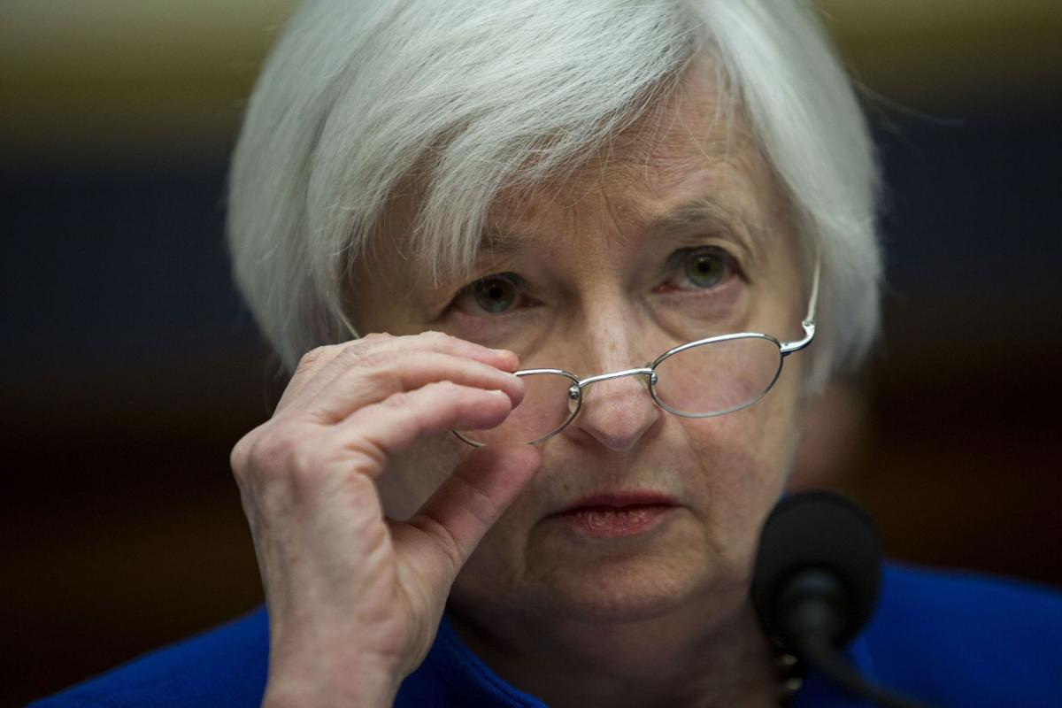 Yellen: Persistent economic weakness could slow rate hikes