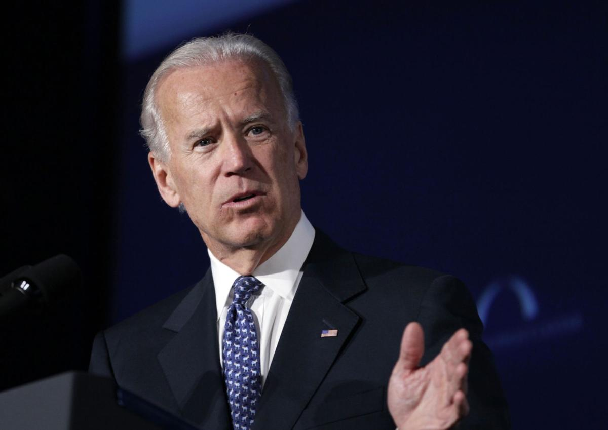 Biden visiting here tomorrow to raise cash for Obama's re-election
