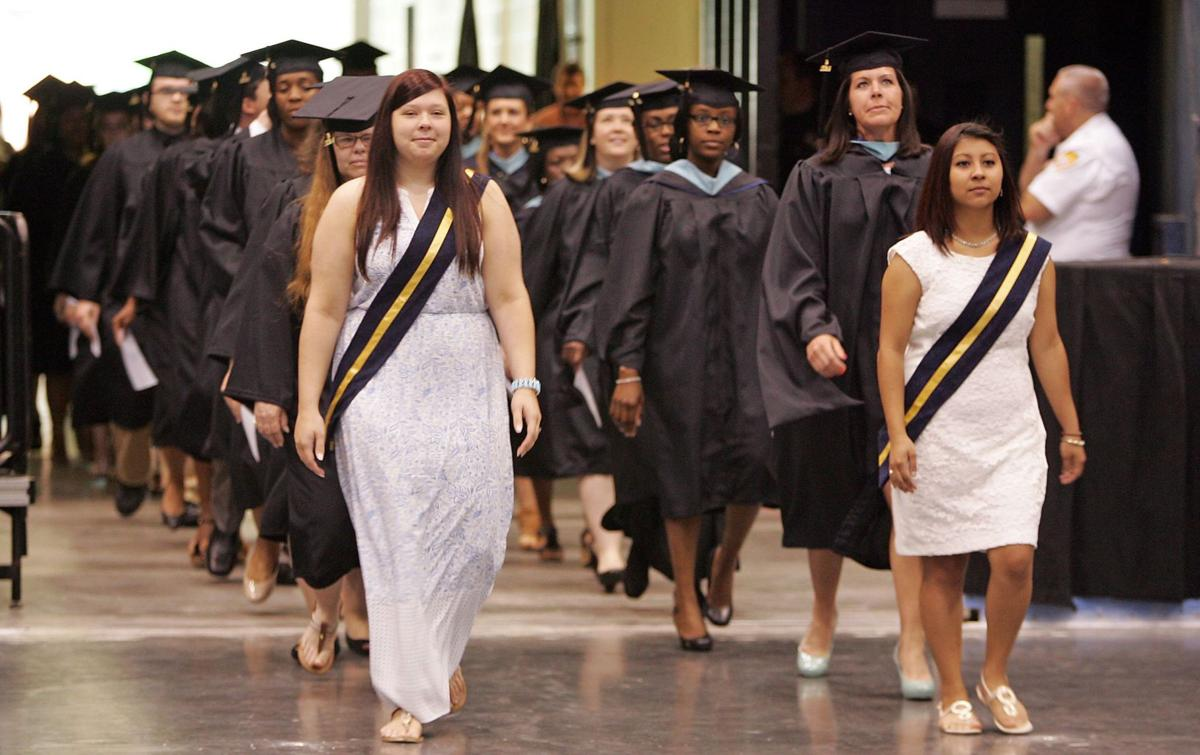 Charleston Southern Graduation