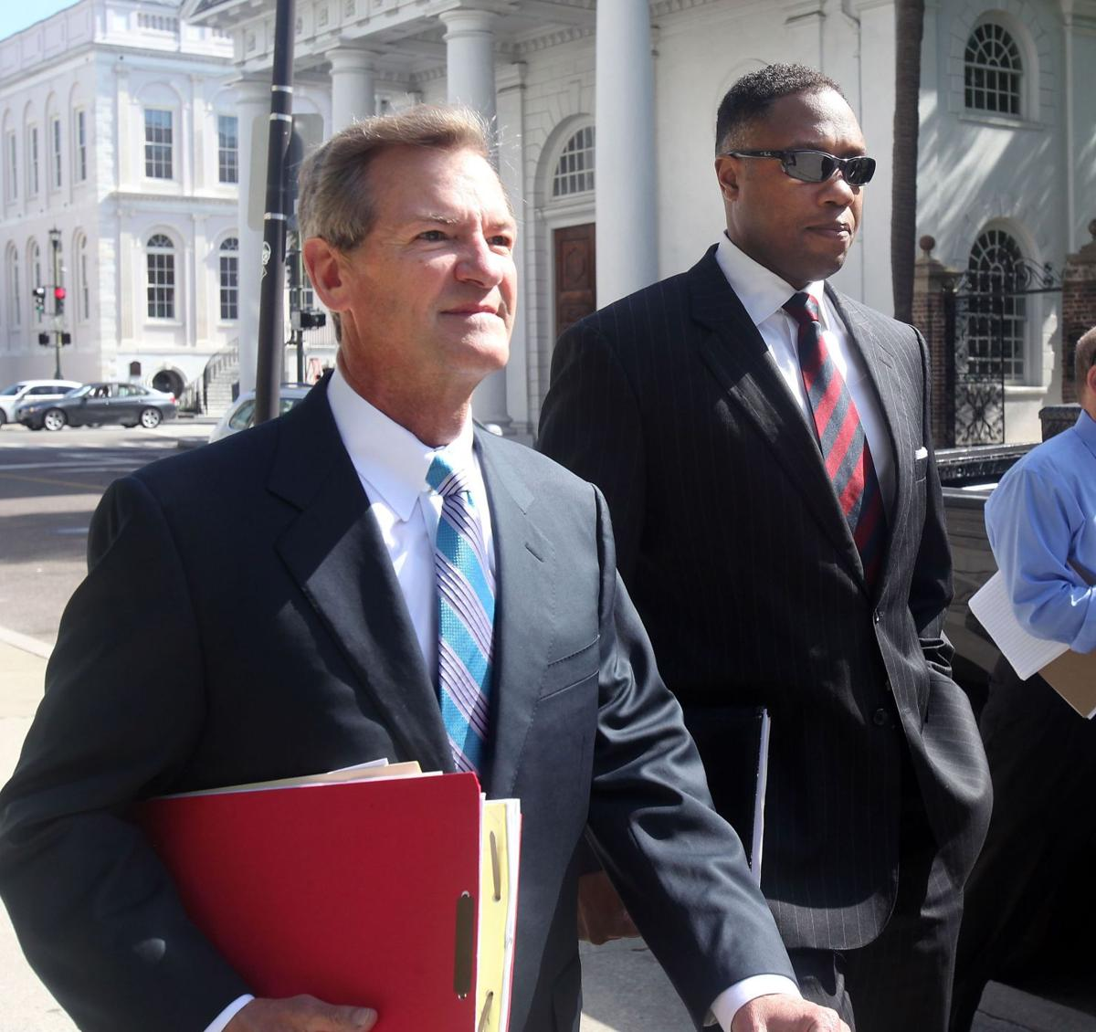 Former S.C. State attorney pleads guilty to failing to report kickback scheme