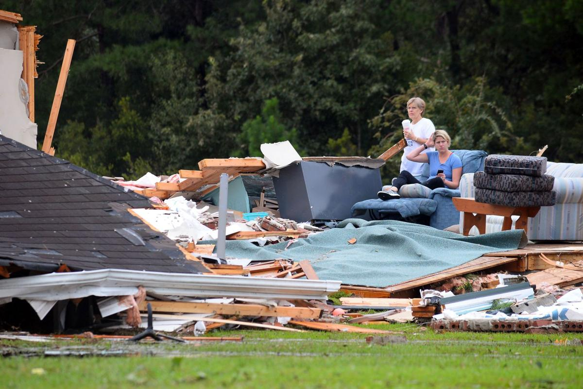 Neighborhood bouncing back after Johns Island tornado