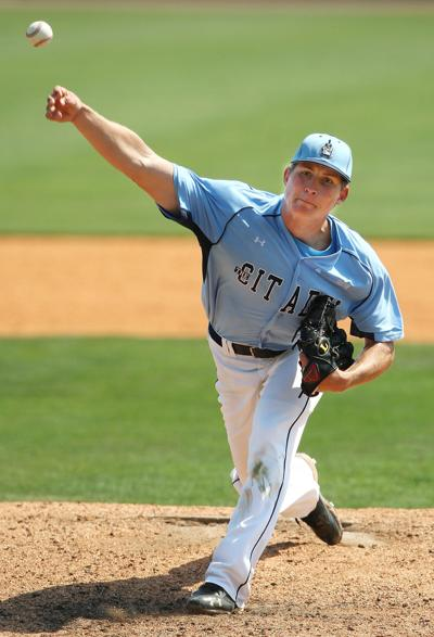 Citadel clinches spot in SoCon baseball tourney with 7-0 win over Furman