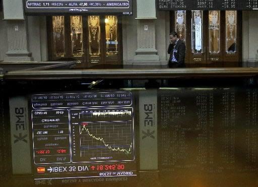 Debt fears intensifying throughout Europe