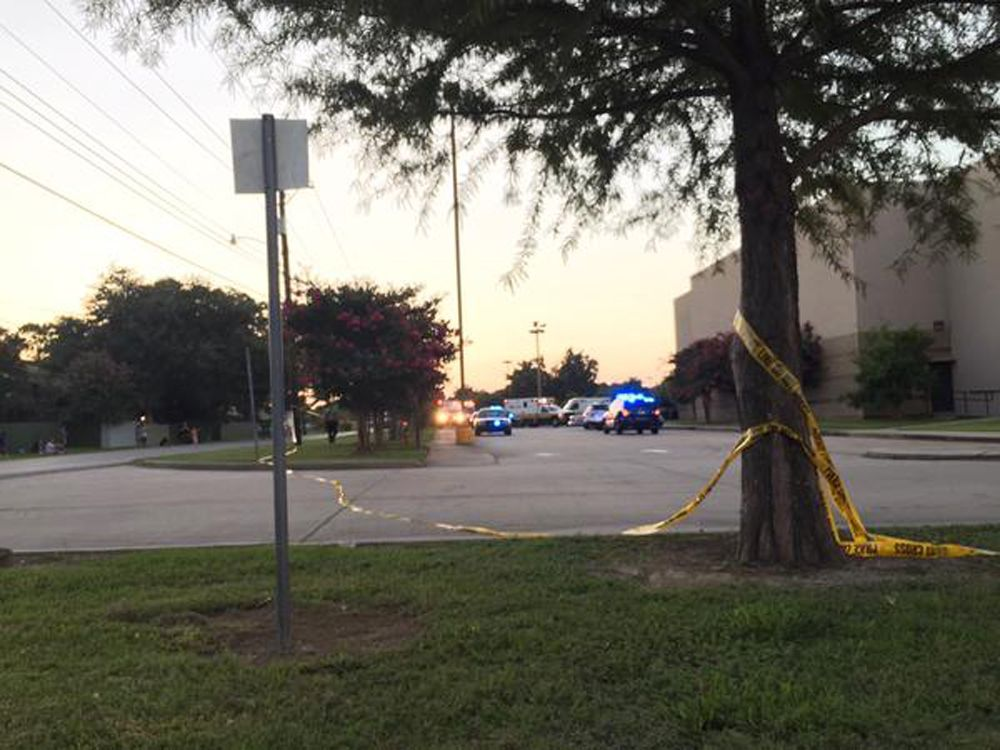 Official: 2 dead in movie theater shooting, including gunman