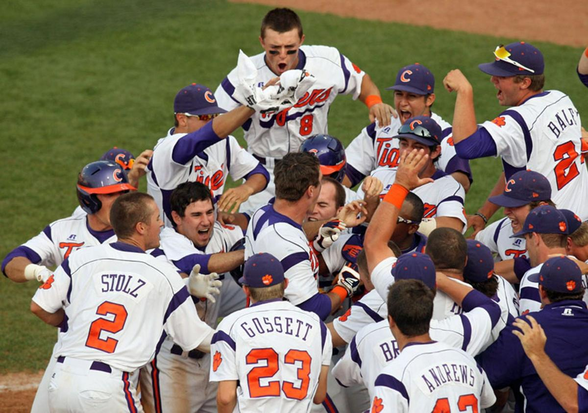 Clemson claims walkoff win against No. 1 Florida State at ACC baseball tournament
