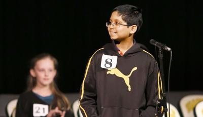 Rollings speller eliminated after third round of Scripps bee
