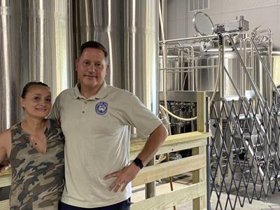 Dara and Adrian Sawczuk of Tidal Creek Brewhouse