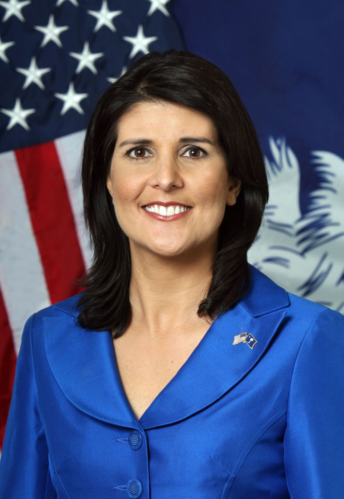 Gov. Nikki Haley: American dream is alive and well in South Carolina