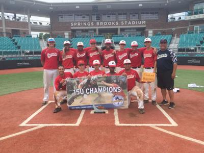 Charleston Braves Youth Baseball Team Wins Summer Nationals Championship In Myrtle Beach Sports Postandcourier Com