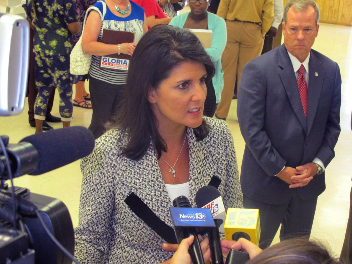 Gov. Haley urges Atlantic Beach to cancel annual Bikefest