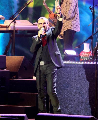 Ringo's musical commune