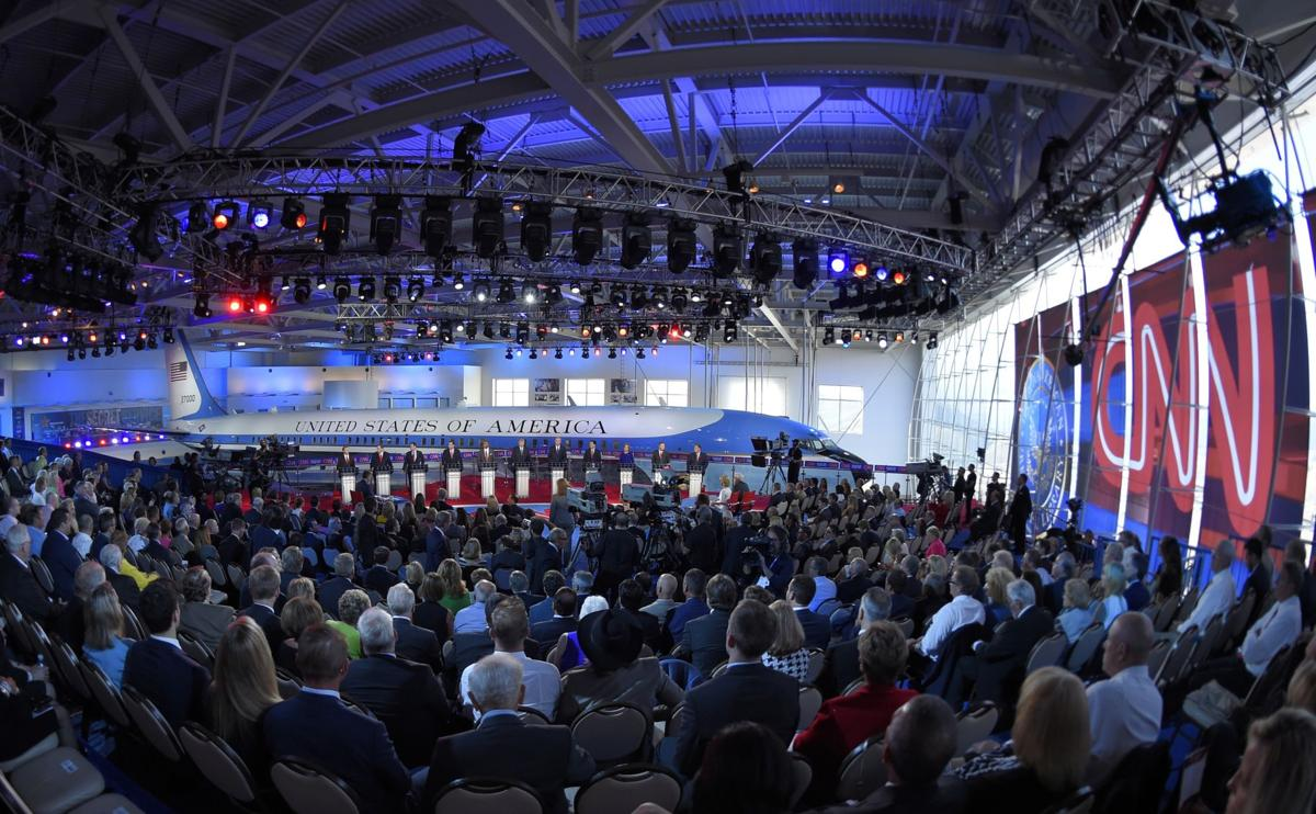 Palmetto Sunrise: Presidential candidates in Greenville