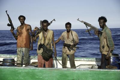 Somali actors have key roles in movie