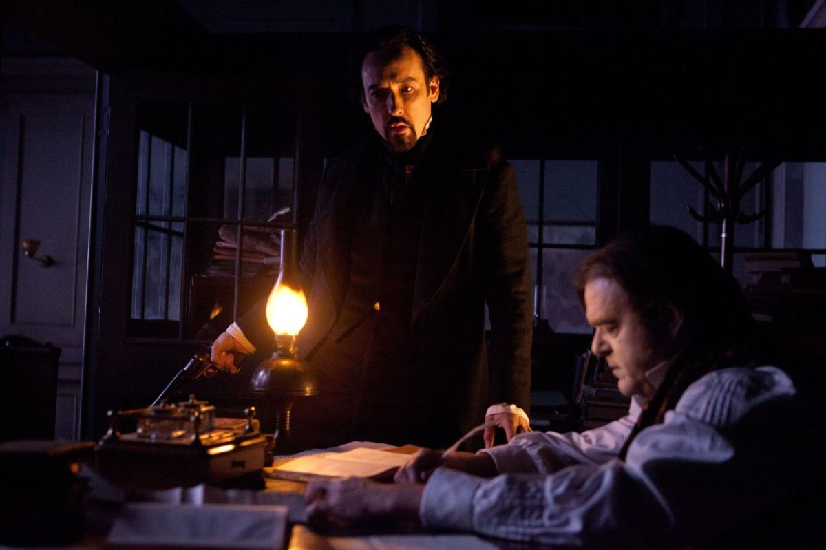 Cusack's Poe makes 'The Raven' never dull
