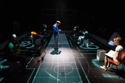 National Theatre Live screens The Curious Incident Of The Dog In The Night-Time