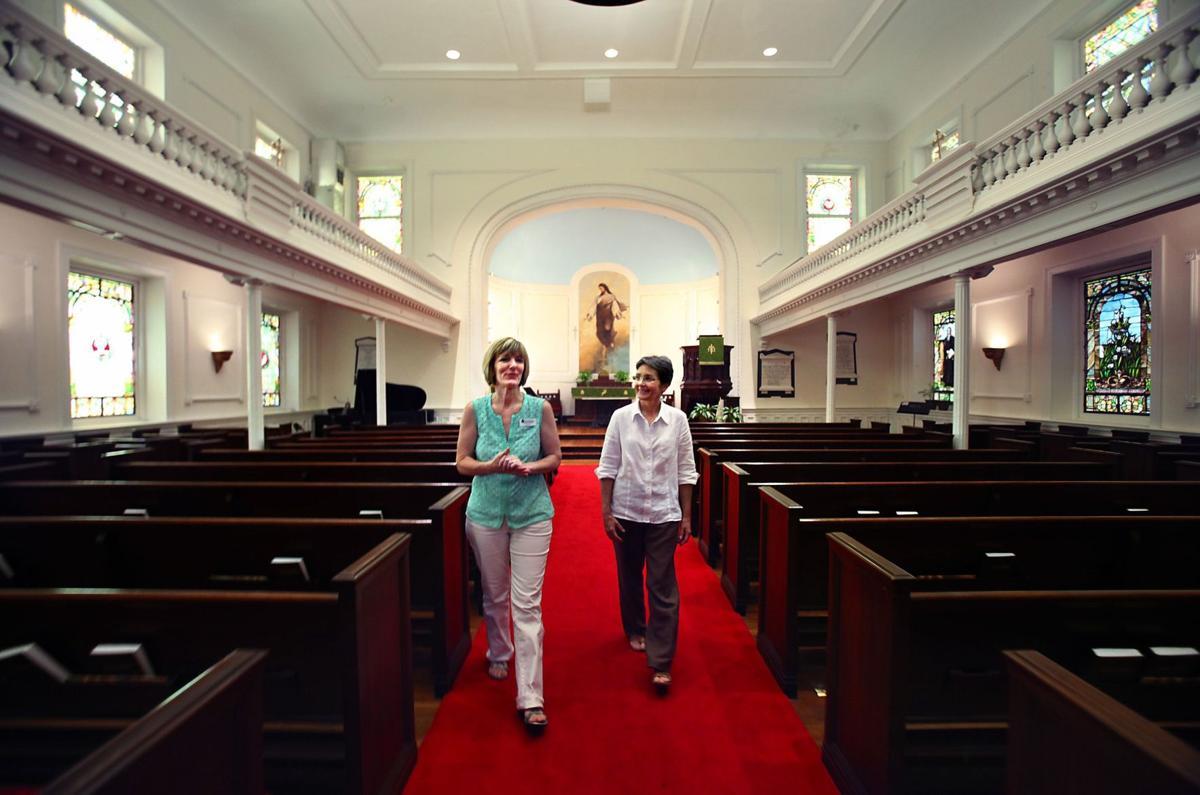 Fans of old church put faith in Holy CityIt's a church, not a house