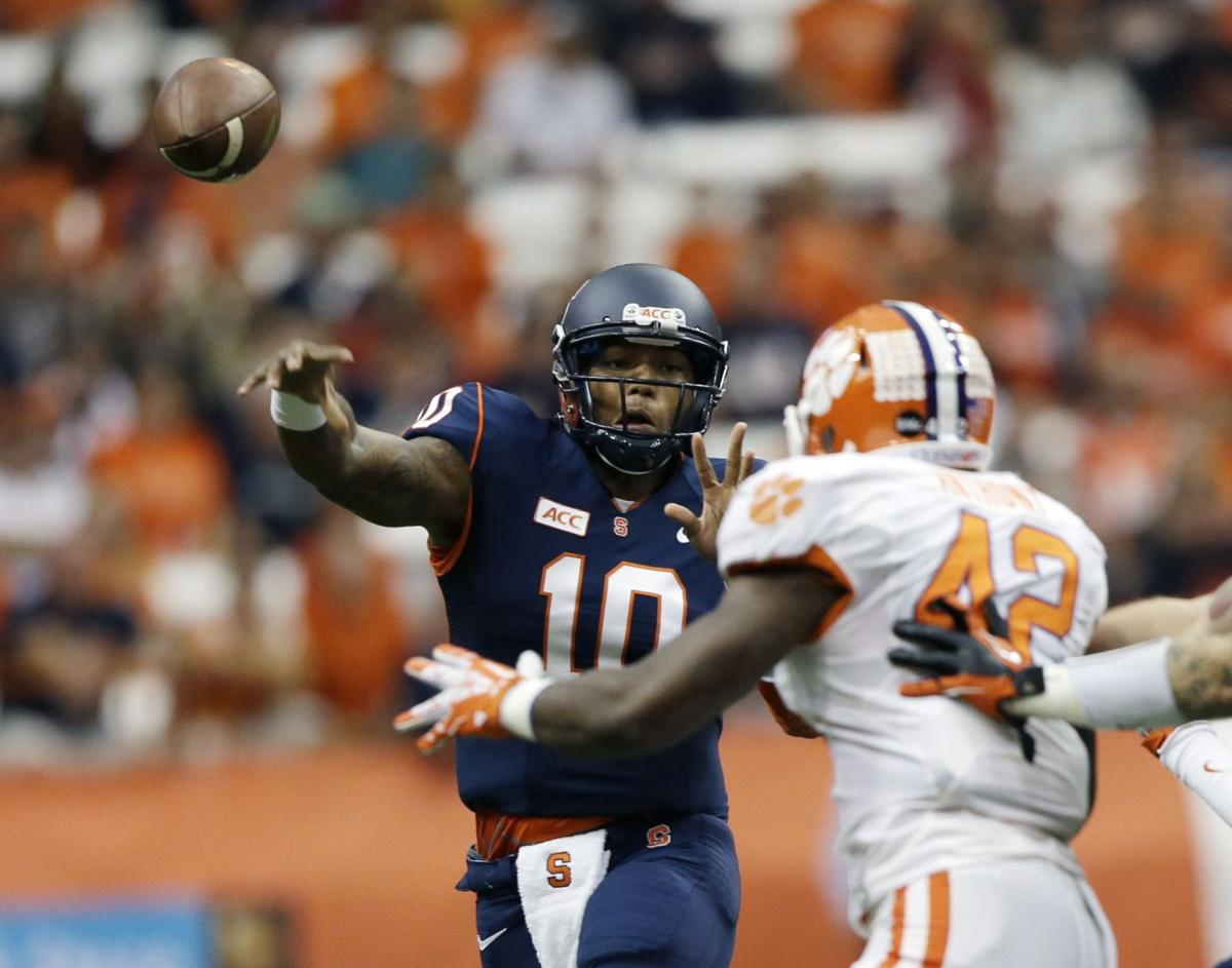 Clemson opponent preview No. 10: at Syracuse, Nov. 14