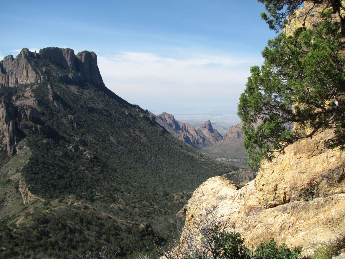 Rambling through Big Bend Park in West Texas