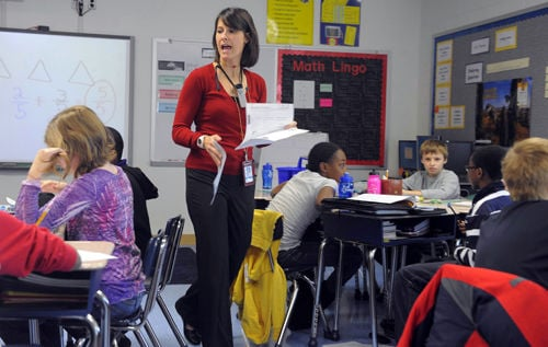 Teaching puts big strain on voices